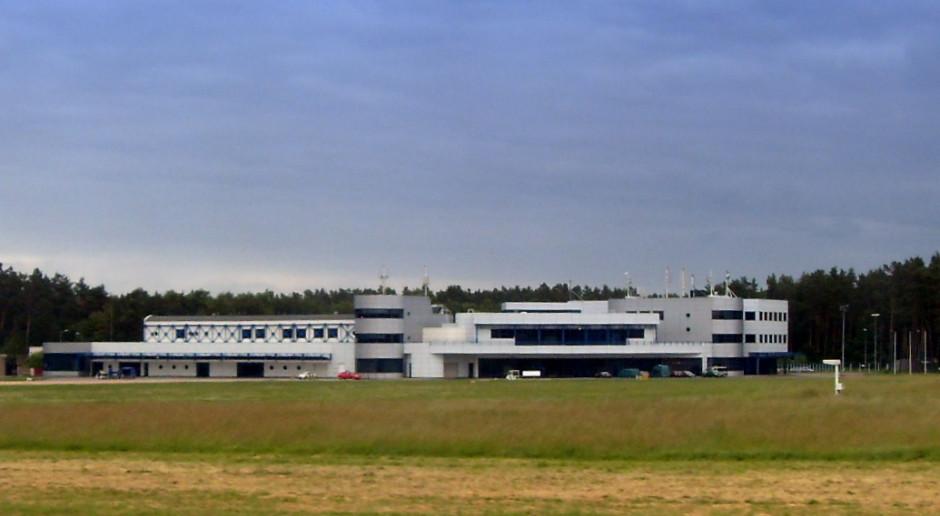 Otwarto Punkt Kontroli Granicznej na lotnisku Szczecin-Goleniów
