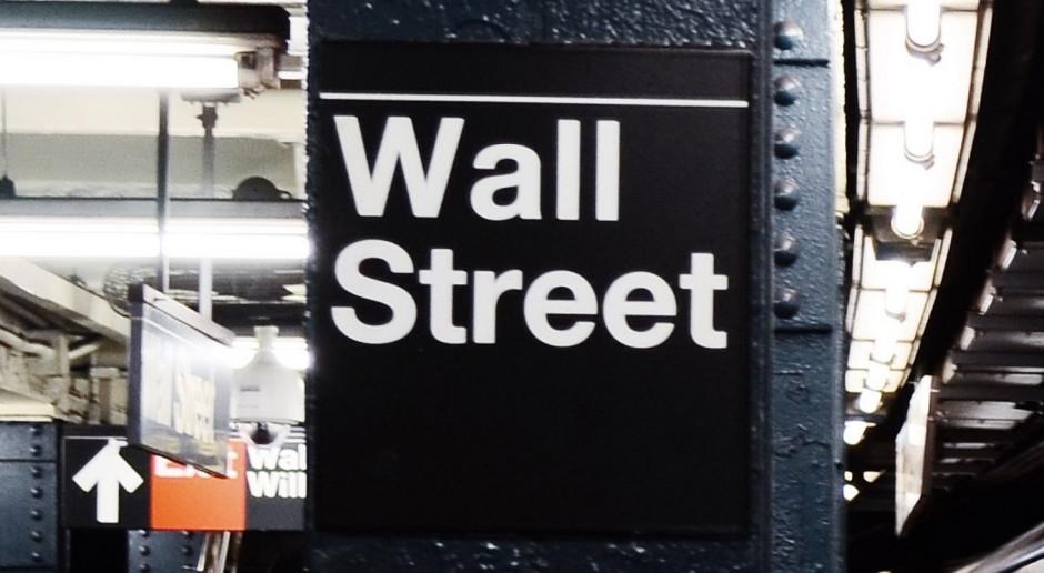Spadki na Wall Street. Dow w dół piąty dzień z rzędu