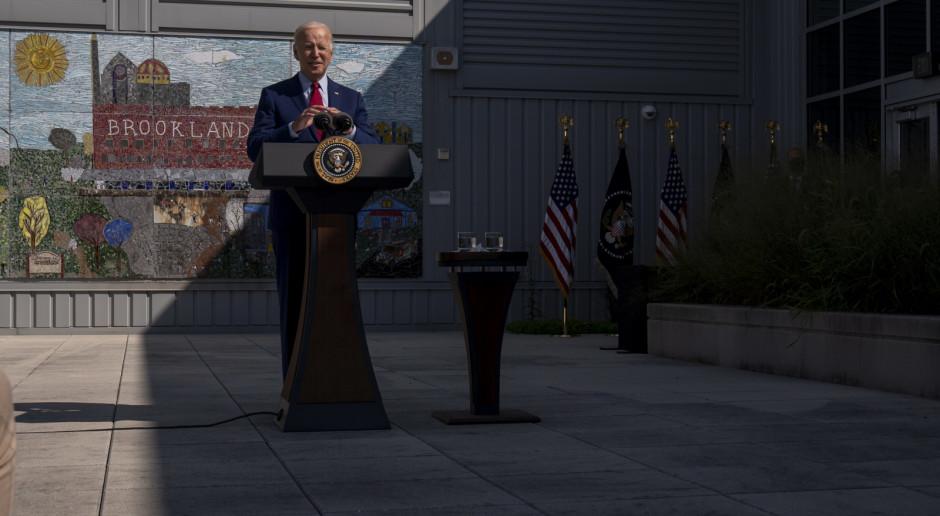 USA: Biden zaszczepi się trzecią dawką przeciwko Covid-19