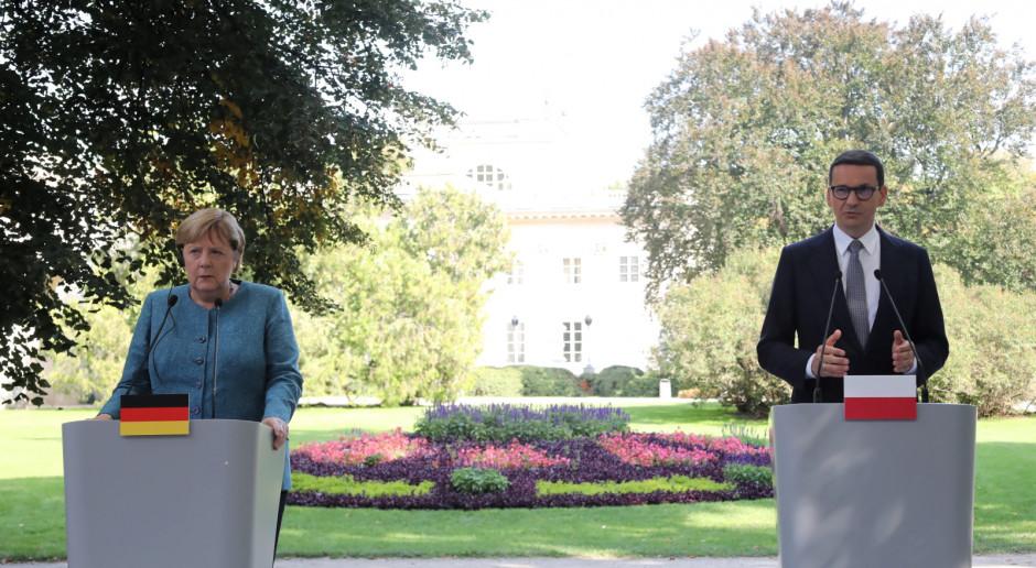 Morawiecki: Polsko-niemieckie relacje gospodarcze są bardzo dobre