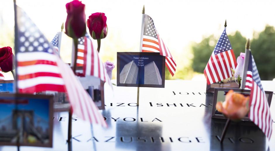 USA: W 20 lat po atakach Nowy Jork czci ofiary zamachów 11 września