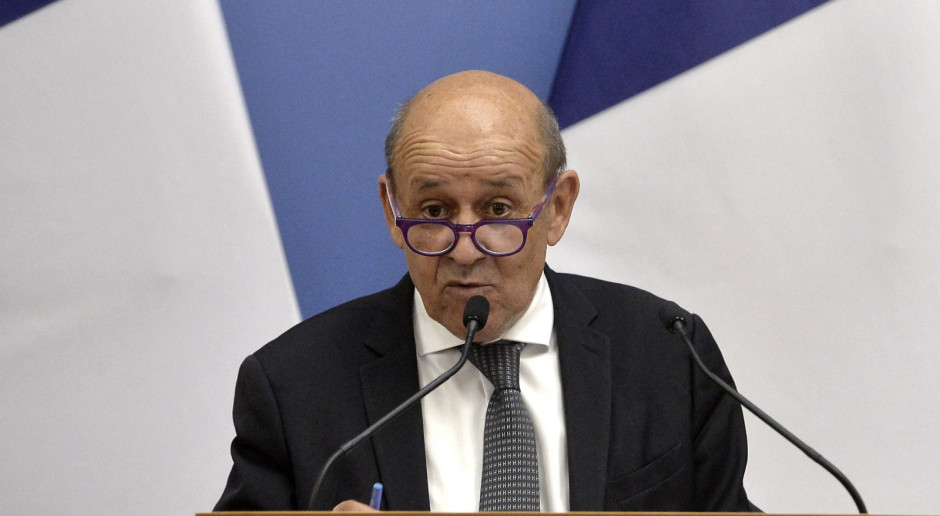 Talibowie kłamią, mówi minister spraw zagranicznych Francji