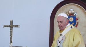 Tysiące wiernych na papieskiej mszy w Budapeszcie