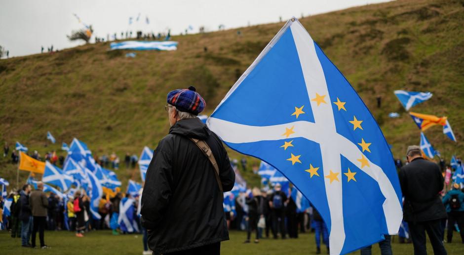 Nie będzie referendum w Szkocji przed końcem restrykcji covidowych