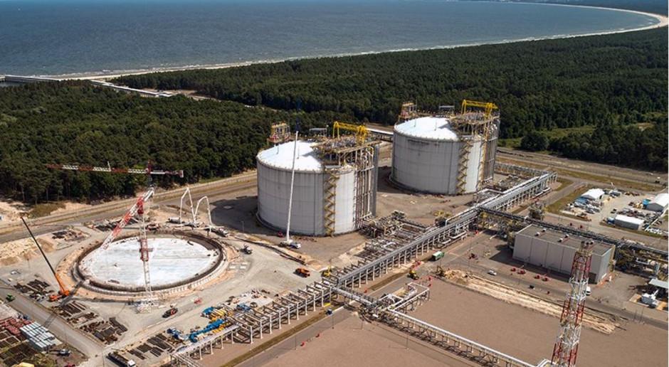Specjalne betony do rozbudowy terminala LNG