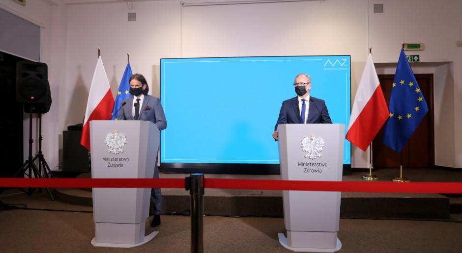 Piotr Bromber nowym wiceministrem zdrowia. Zajmie się m.in. dialogiem społecznym