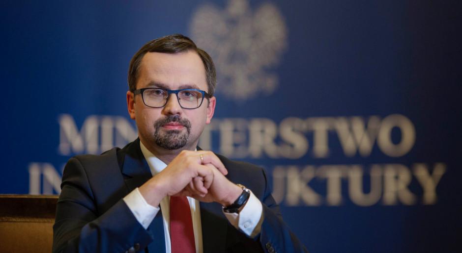 CPK opracował standardy szybkich kolei w Polsce