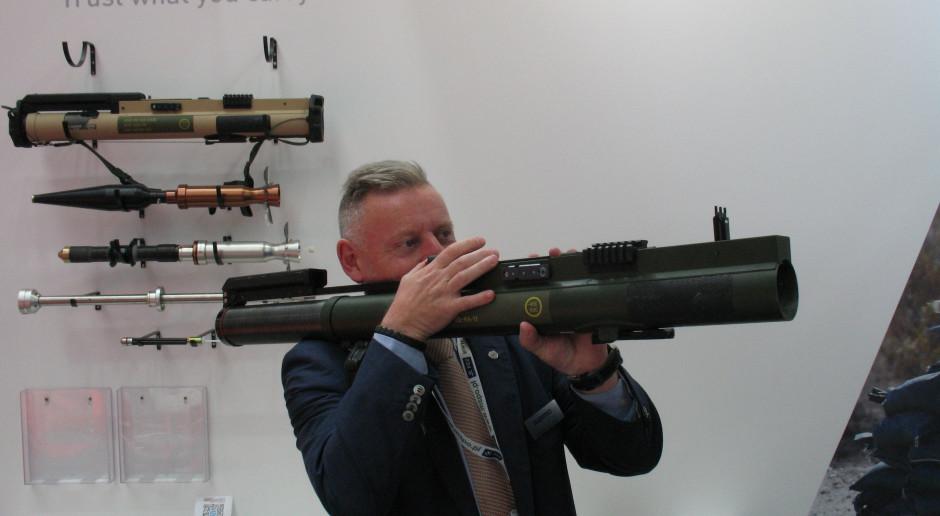 Amunicyjna współpraca i wspólny granatnik