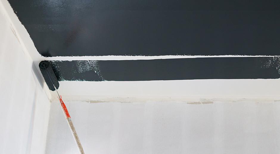 Jak malować sufit bez smug? Poradnik krok po kroku