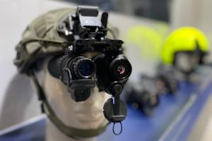 Polska broń i wyposażenie dla żołnierzy na targach w Londynie