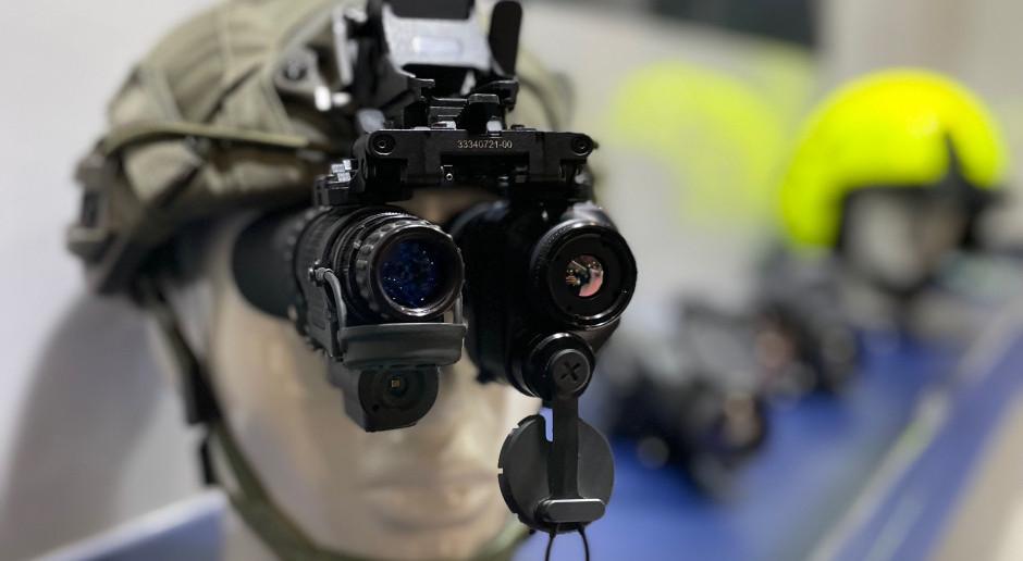 DSEI 2021: Polska broń i wyposażenie dla żołnierzy i służb mundurowych na targach w Londynie