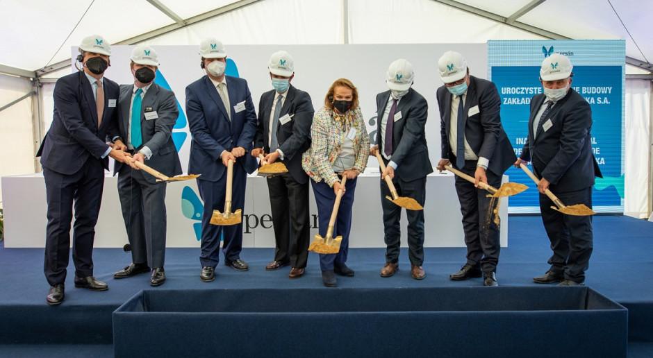 Persán rozpoczął budowę nowego zakładu na Dolnym Śląsku