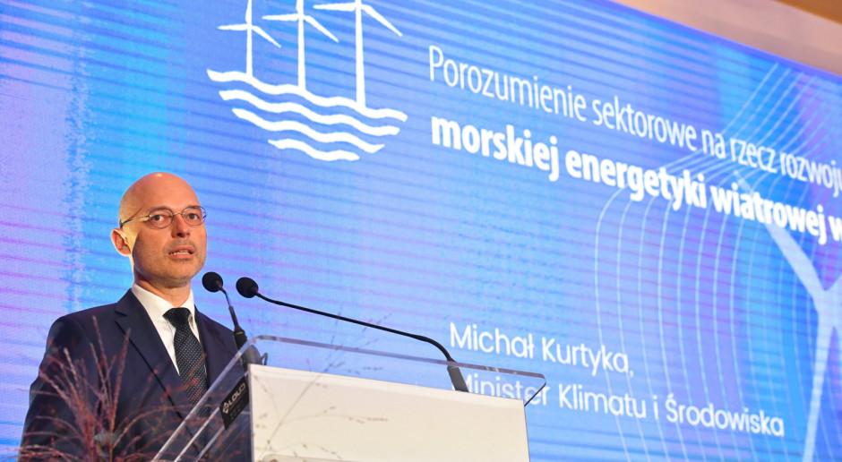 Setki podmiotów w porozumieniu na rzecz morskiej energii wiatrowej