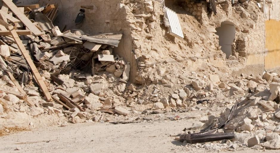 Trzęsienie ziemi w Chinach. Są ofiary