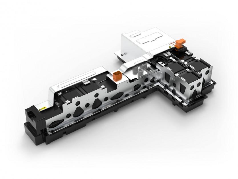 Zestaw baterii wystarczy na przejechanie nieco ponad 200 km (fot. Fb/Vosco)