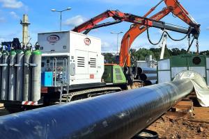 Jest postęp w sprawie ważnej dla Baltic Pipe tłoczni gazu