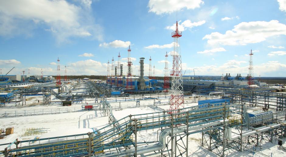 Gazprom wyda ponad bilion rubli na inwestycje