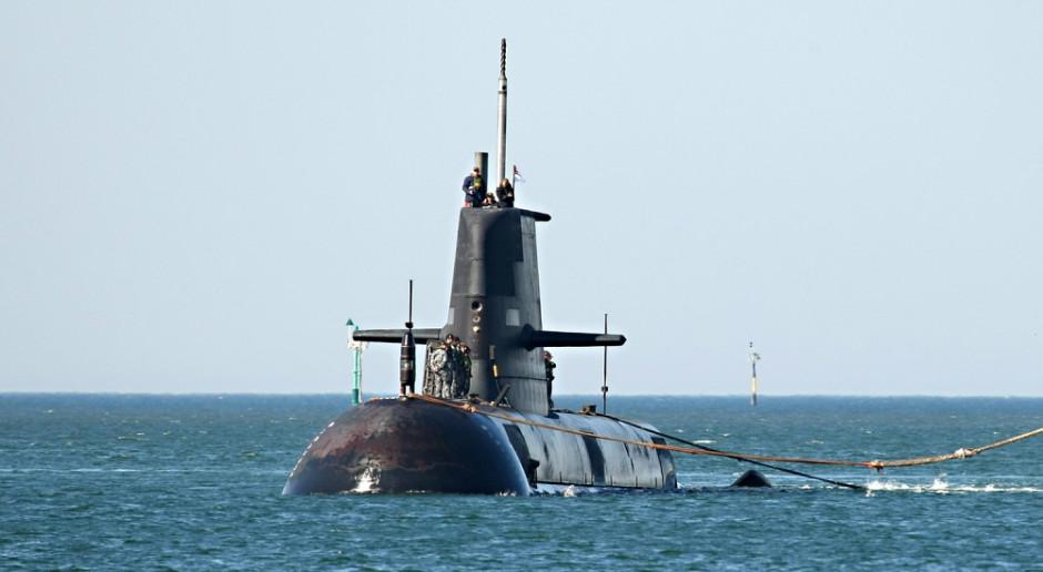 Australia zbuduje atomowe okręty podwodne