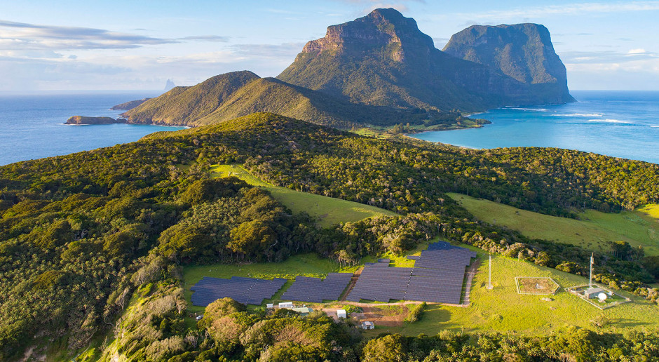 Photon Energy zbudował hybrydową instalację OZE w Australii