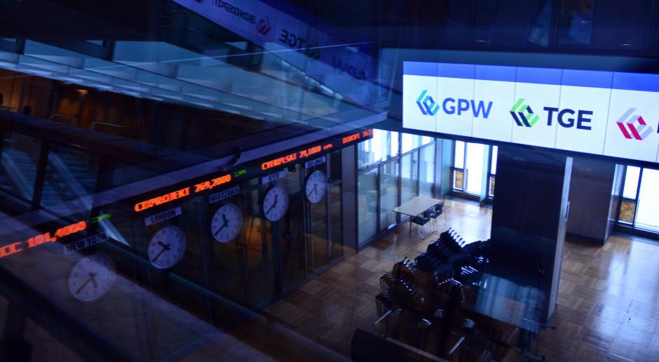Giełda w Warszawie poprawia wyniki