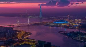 Gazprom sfinansuje budowę metra w Petersburgu