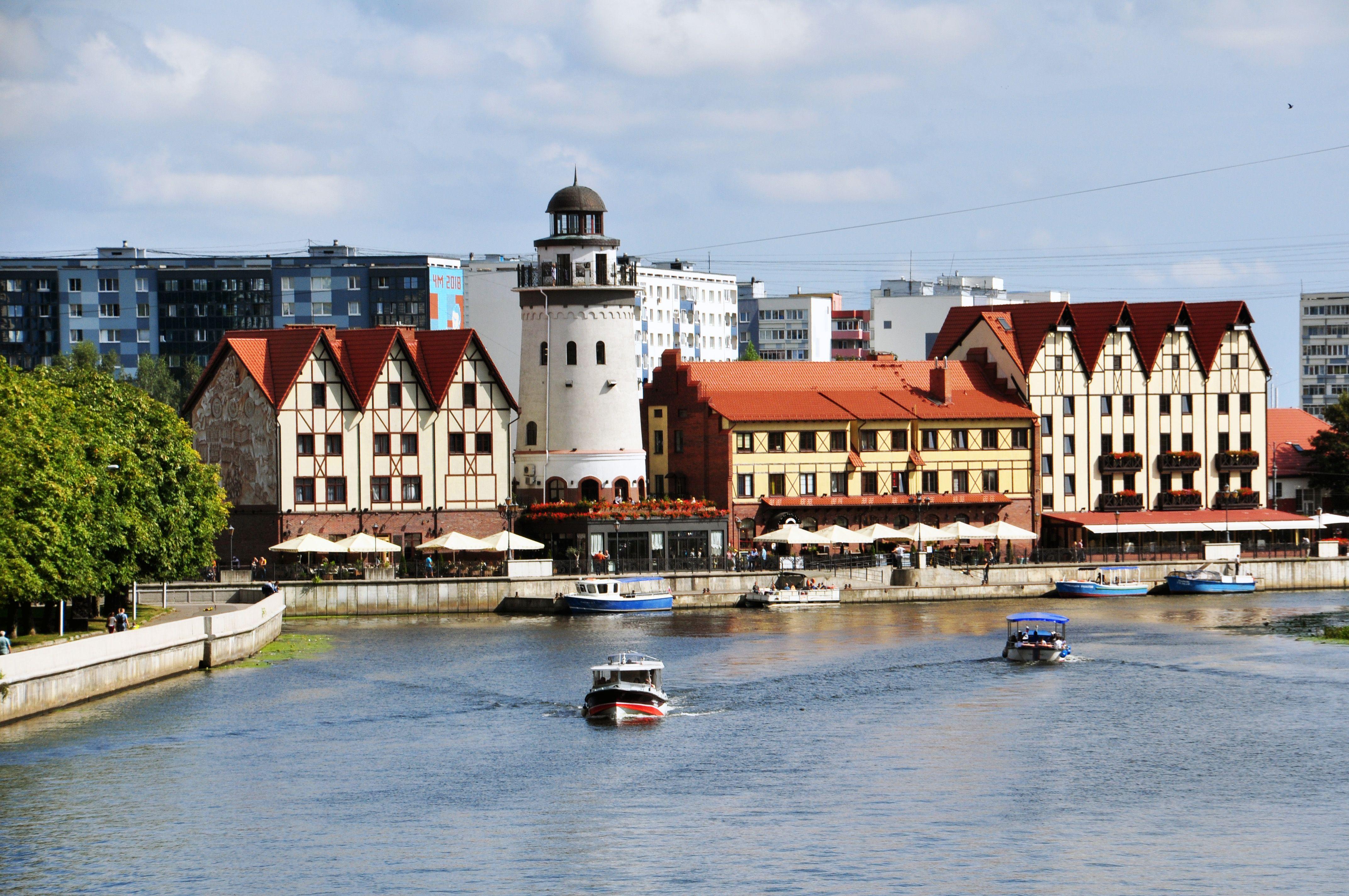 Kaliningrad ma swoje problemy (fot. Shutterstock)