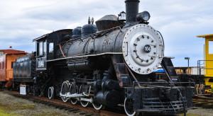 Zabytkowe turystyczne pociągi na zakończenie lata