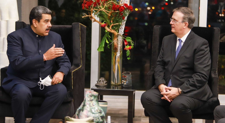 Meksyk: Przywódca Wenezueli Maduro weźmie udział w szczycie CELAC