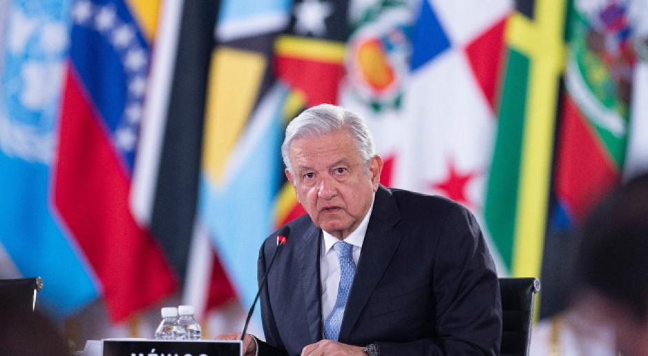 Meksyk: Prezydent zaproponował utworzenie latynoamerykańskiej wersji UE