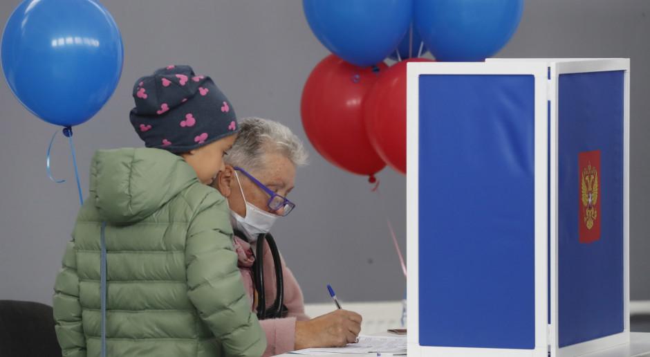Rosja: Nawalny nie mógł oddać głosu w wyborach parlamentarnych