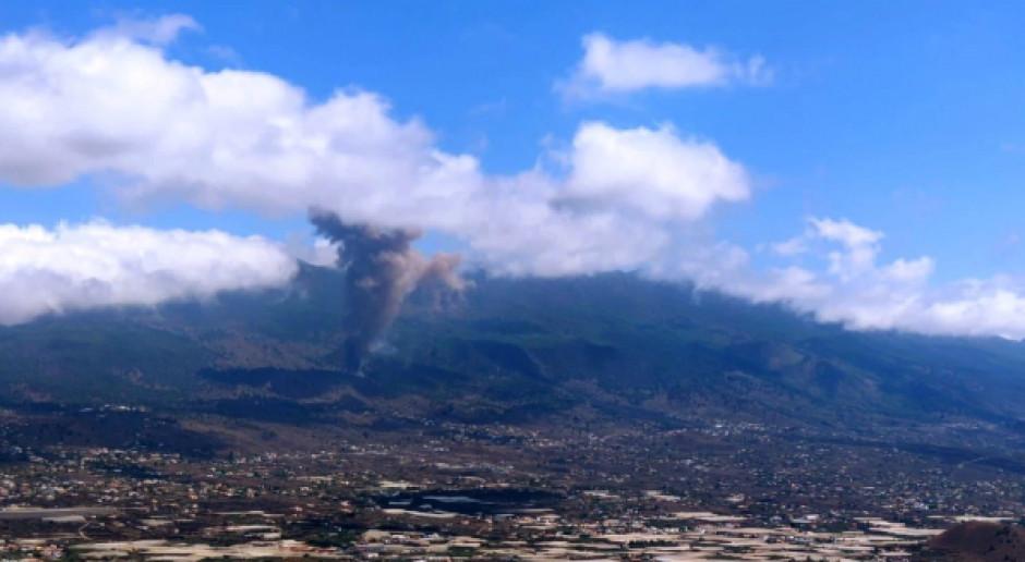 Hiszpania: Wybuchł wulkan na wyspie La Palma, trwa ewakuacja ludności