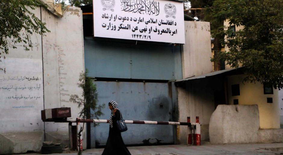 Afganistan: Protesty aktywistek w Kabulu przeciwko zamknięciu ministerstwa ds. kobiet