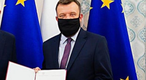 Michał Mistrzak p.o. Głównego Inspektora Ochrony Środowiska
