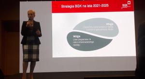 BGK ma nową strategię. Chce być liderem zrównoważonego rozwoju