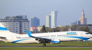 Droższe bilety lotnicze? Stanowcza deklaracja Enter Air