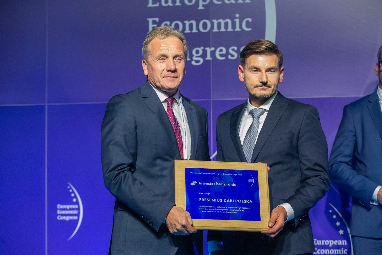 Maciej Chmielowski i Tomasz Halik