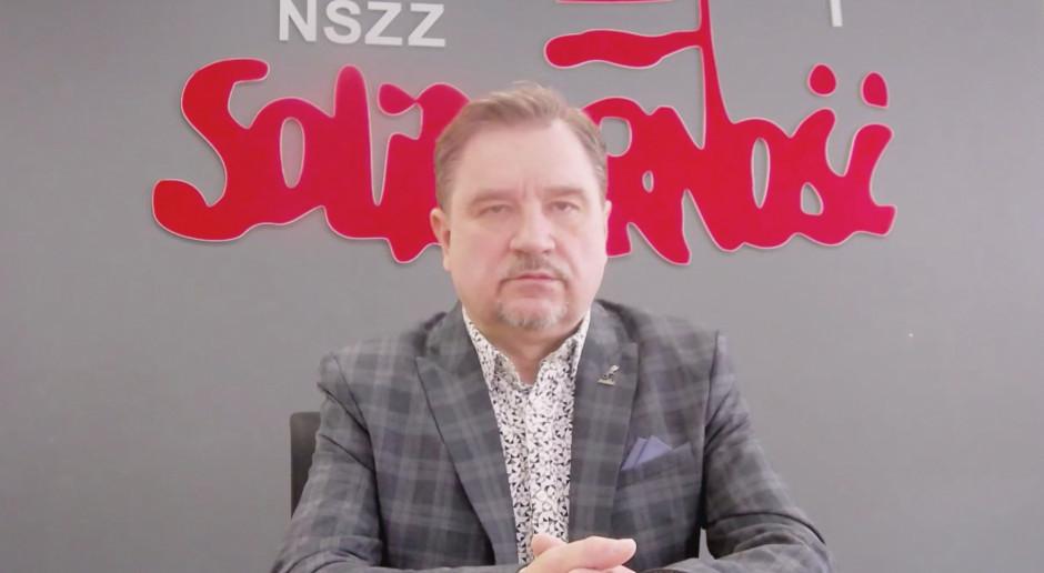 """Przewodniczący """"S"""" apeluje do minister Maląg o pilne obrady w sprawie kopalni Turów"""