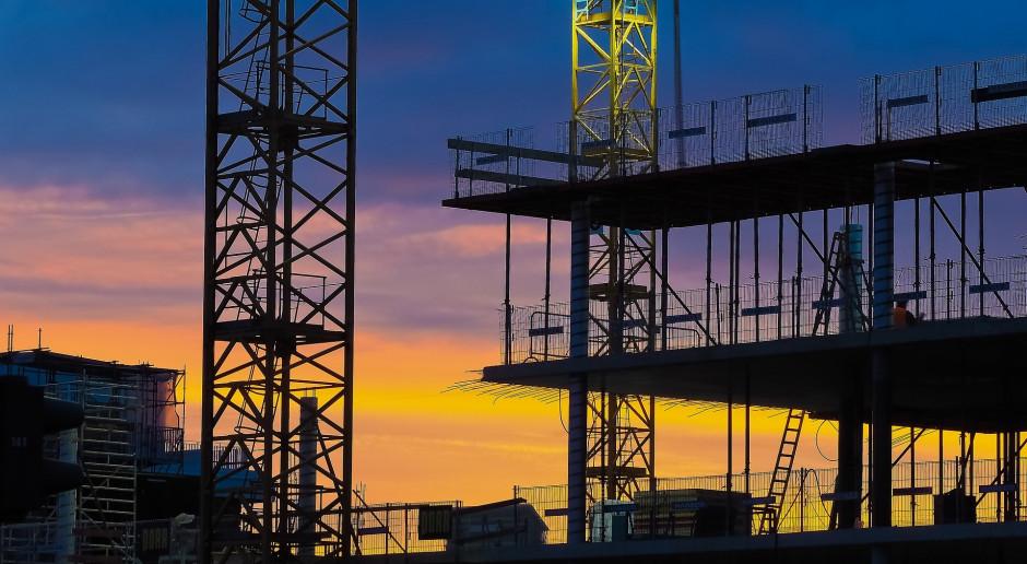 Wzrosła produkcja budowlano-montażowa. Są najnowsze dane GUS