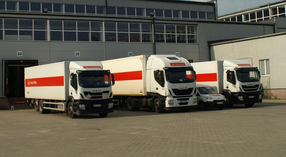 Poczta Polska będzie przewozić ciężarówkami węgiel dla PGG