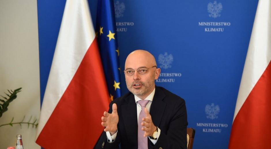 Kurtyka: Wzrost cen gazu to element presji na uruchomienie Nord Stream 2