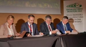 Koleje Mazowieckie i Ecco Rail dołączyły do Programu Zielona Kolej
