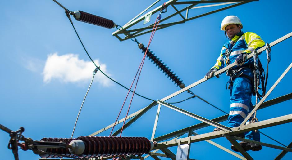 Drony pomagają w ważnej inwestycji Taurona