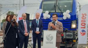 Najnowocześniejsza lokomotywa w Europie dotarła do Gdańska