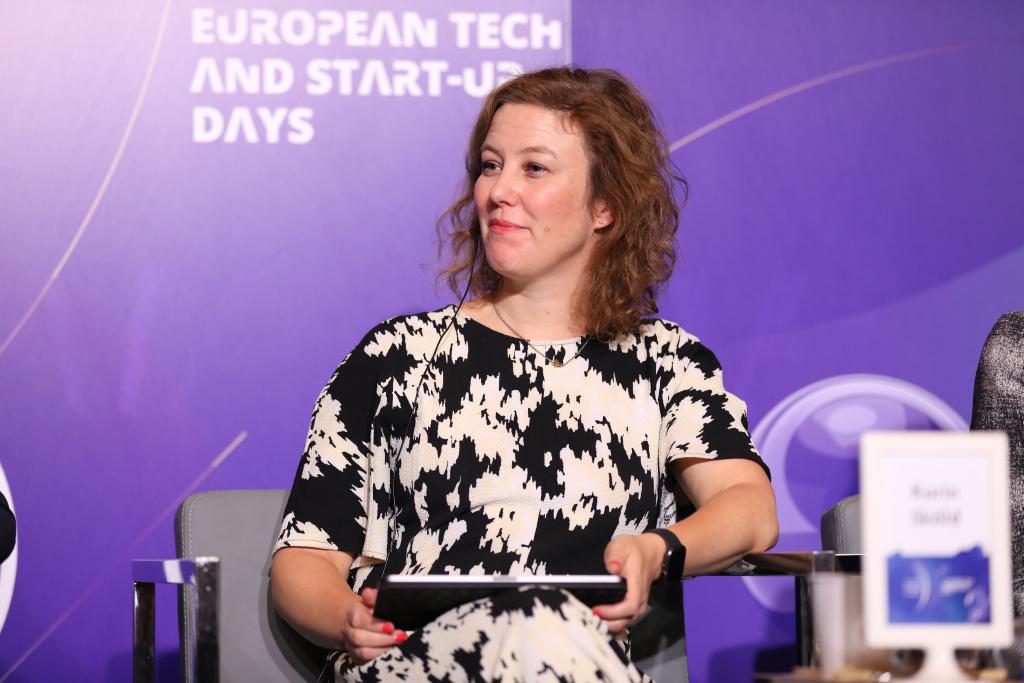 Karin Skoeld, dyrektorka generalna do spraw zrównoważonego rozwoju firmy Ikea Polska Fot. PTWP