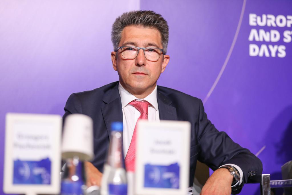 Jacek Siwiński, prezes firmy Velux Polska Fot. PTWP