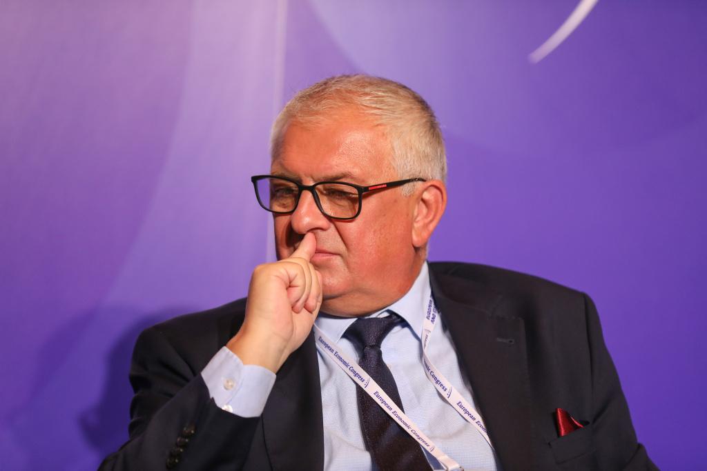 Grzegorz Piechowiak, pełnomocnik rządu do spraw inwestycji zagranicznych