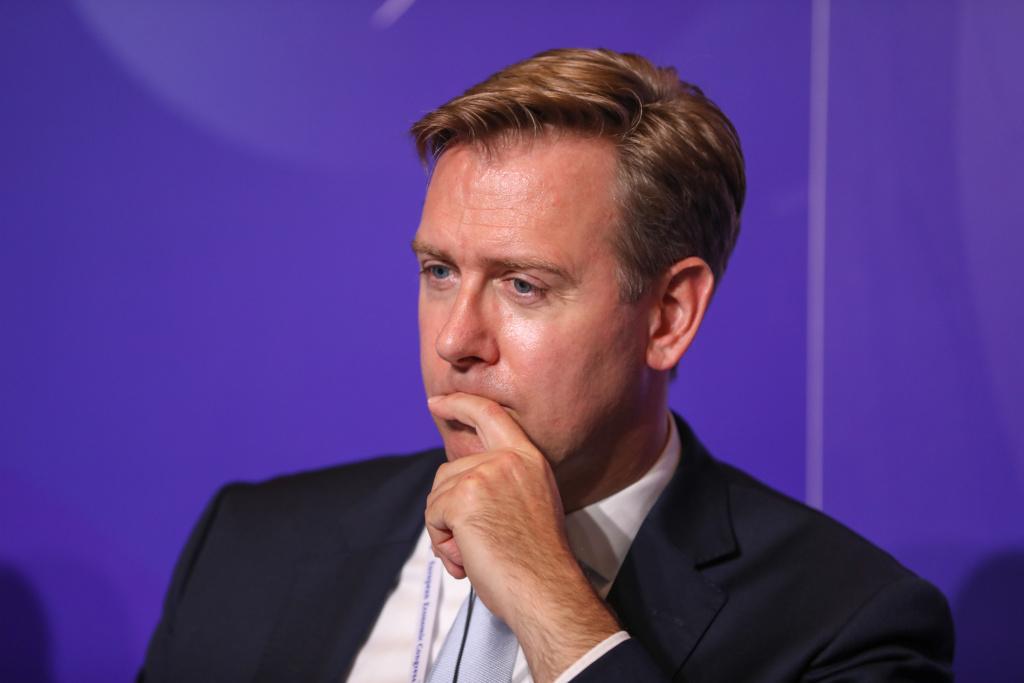 Lars Guthell, członek zarządu Polsko Niemieckiej Izby Przemysłowo Handlowej Fot. PTWP