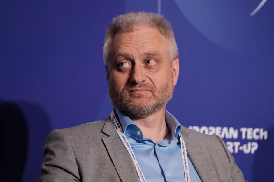 Marek Serafin, prezes Koksowni Częstochowa Nowa. Fot. PTWP
