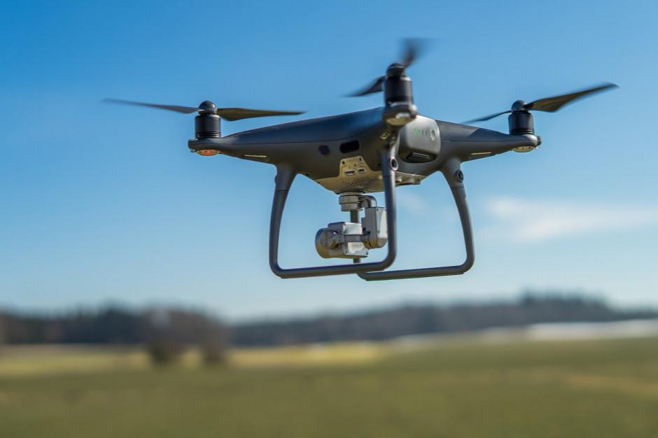 Miasta muszą przygotować się na rozwój dronów