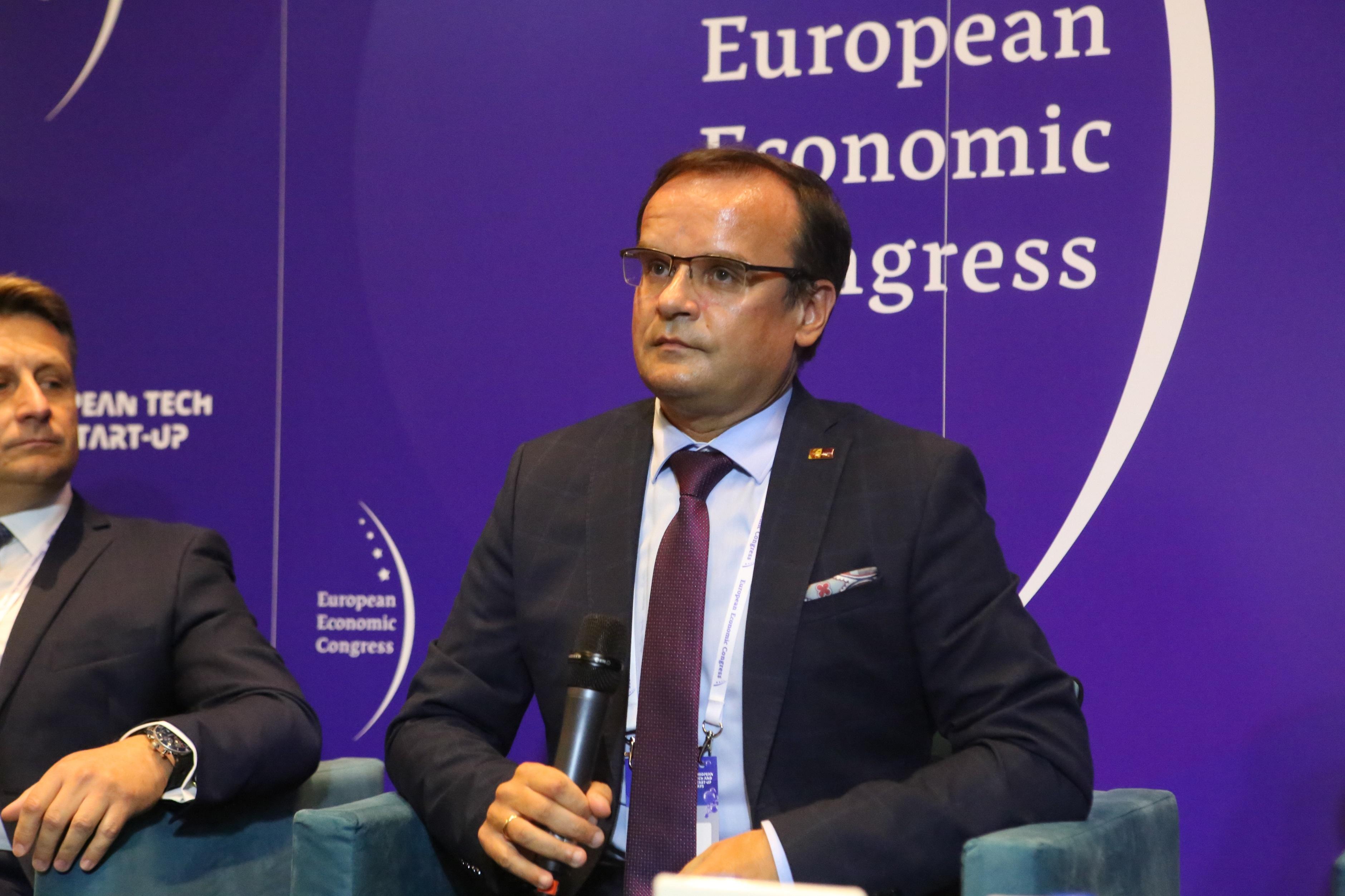 Dariusz Szwed, wiceprezes Alior Bank SA (Fot. PTWP)